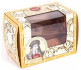 Albi Great Minds Da Vinci drevený hlavolam 4,8 x 4,8 x 7,6 cm