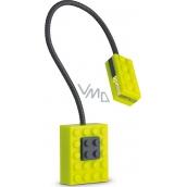 If Block Light Lego Lampička na knihu Zelená 32 x 20 x 220 mm