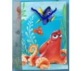 BSB Disney Dárková papírová taška dětská 22,9 x 17,5 x 9,8 cm Hledá se Dory DT M