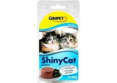 Gimborn Shiny Tuniak krmivo pre rastúce mačiatka 2 x 70 g