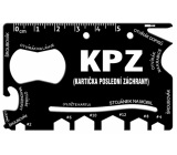 Albi Multinářadí do peněženky Kpz 8,5 cm x 5,3 cm x 0,2 cm