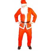 Kostým Mikuláš / Santa dospelý