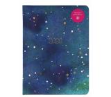 Albi Diár 2020 týždenný Hviezdy 17 x 12,5 x 1,2 cm