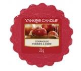 Yankee Candle Ciderhouse - Jablčný mušt vonný vosk do aromalampy 22 g