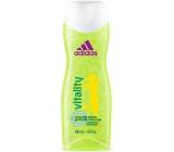 Adidas Vitality sprchový gel pre ženy 400 ml
