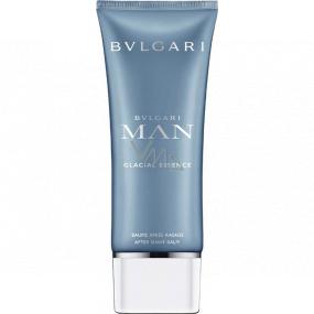 Bvlgari Man Glacial Essence balzam po holení 40 ml