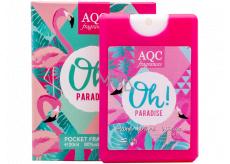 AQC Fragrances Oh! Paradise toaletná voda pre ženy 20 ml