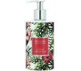 Vivian Gray Flowers Paradise luxusné tekuté mydlo s dávkovačom 250 ml