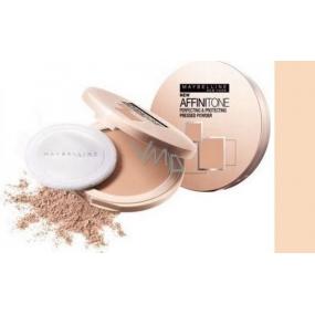 Maybelline Affinitone púder 03 Light Sand Beige 9 g