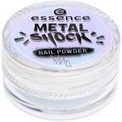 Essence Metal Shock Nail Powder pigment na nehty 02 Me and My Unicorn 1 g