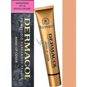 Dermacol Cover make-up 227 voděodolný pro jasnou a sjednocenou pleť 30 g