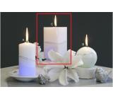 Lima Magická Artic sviečka hranol 65 x 120 mm 1 kus