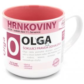 Nekupto Hrnkoviny Hrnek se jménem Olga 0,4 litru
