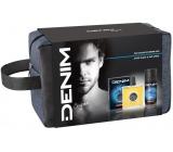 Denim Original voda po holení pre mužov 100 ml + deodorant sprej 150 ml + etue, kozmetická sada