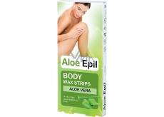 Aloe Epil Body Wax strips - depilač.vosk.pásky na telo 16 + 2 ks 5483