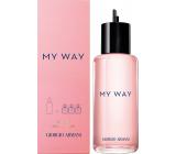 Giorgio Armani My Way toaletná voda pre ženy náhradná náplň 150 ml