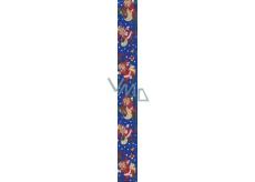 Alvarak Textilné návin vianočné potlač mix farieb a veľkostí 1 kus