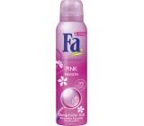 Fa Pink Passion dezodorant sprej pre ženy 150 ml