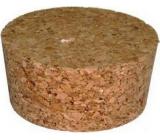 Korková zátka demižonová 70 x 60 x 40 mm
