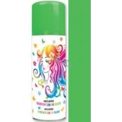 Anděl Smývatelný barevný lak na vlasy zelený 125 ml