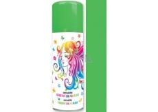 Anjel zmývateľné farebný lak na vlasy zelený 125 ml