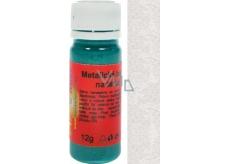 Art e Miss Farba na svetlý i tmavý textil 00 metalická číra 12 g