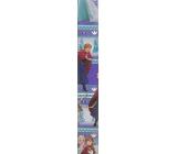 Disney Frozen Balicí papír Fialový, malé obrázky 70 x 200 cm