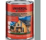 Colorlak Univerzal SU2013 syntetická lesklá vrchní barva Šedá pastel 0,6 l