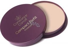 Constance Carroll Compact Refill Powder kompaktní pudr náhradní náplň 02 Tender Touch 12 g