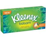 Kleenex Balsam hygienické vreckovky s výťažkom z nechtíka lekárskeho 3 vrstvové 72 kusov