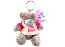 Me to You Kľúčenka plyšová Macko My Keys 8 cm