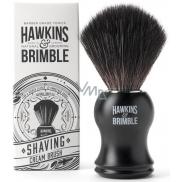 Hawkins + Brimble štetka na holenie syntetické štetiny 0053