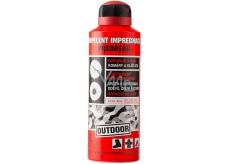 Predator Repelent Outdoor vodeodolná repelentný impregnácia odpudzuje a hubí komáre a kliešte 200 ml