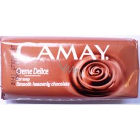 Camay Creme Chocolate toaletné mydlo 100 g
