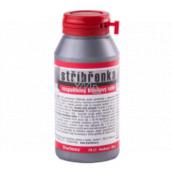 Druchema Stříbřenka nespáliteľný hliníkový náter náter na pec, dymové rúry a výhrevné telesá 100 g