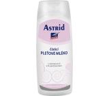Astrid Intensive čisticí pleťové mléko pro suchou a citlivou pleť 200 ml