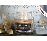Lima Aróma Dreams Orient aromatická sviečka pohár s viečkom 120 g