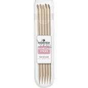 Essence Manicure Sticks tyčinky z ružového dreva 5 kusov
