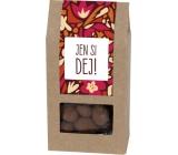 Albi Mandle v čokoláde so škoricou Len si daj! 80 g