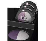 Regina Duo minerálne očné tiene 06 svetlo fialová / perleť 3,5 g