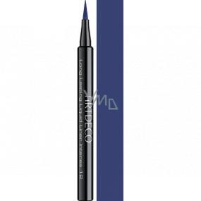 Artdeco Long Lasting Liquid Liner tekutá očná linka 12 Blue Line 1,5 ml