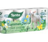Tento Summer Decor parfumovaný 3 vrstvový 150 útržkov 8 kusov