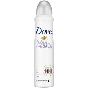 Dove Invisible Dry antiperspirant sprej pro ženy 150 ml