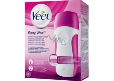 Veet Easy Wax elektrický depilační ohřívač vosku + vosková náplň 50 ml