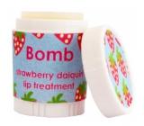 Bomb Cosmetics Jahodový ráj - Strawberry Daiquiri Balzám na rty 9 ml