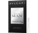 Bvlgari Man Black Cologne toaletní voda 1,5 ml s rozprašovačem, Vialka