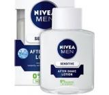 Nivea Men Sensitive voda po holení suchá a citlivá pleť 100 ml