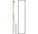 Dermacol White kajalová tužka na oči bílá 1,6 g