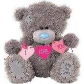 Me to You Macko Srdiečka I Love You 21 cm