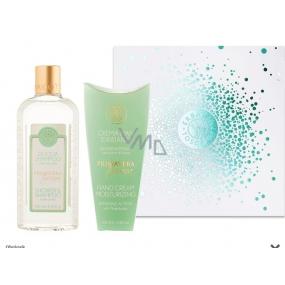 Erbario Toscano Toskánske jar sprchový gél 250 ml + krém na ruky 100 ml, luxusné kozmetická sada